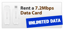 Rent a Data Card in Japan